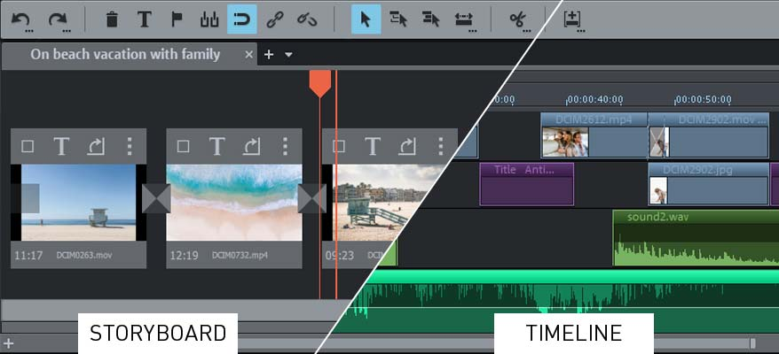 Download and test Movie Edit Pro absolutely free
