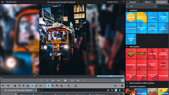 MAGIX Movie Edit Pro – All new features at a glance