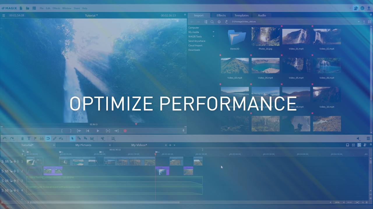 Optimize performance