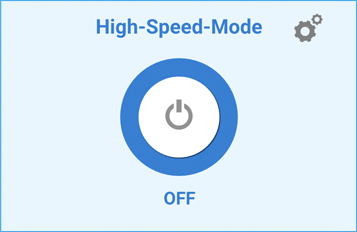 High Speed Mode