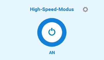 High-Speed-Modus