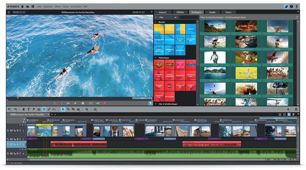 videobearbeitungsprogramm