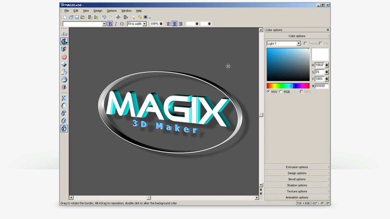 Magix 3d maker vid os tutorielles for 3d blueprint maker