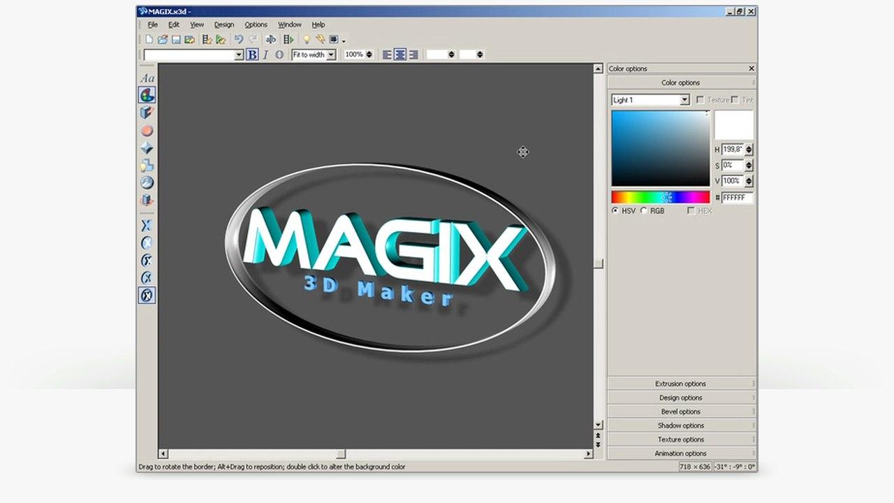 Magix 3d Maker Tutorials