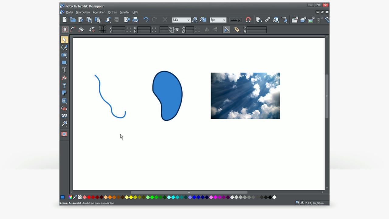 Magix foto grafik designer 10 tutorials for Grafik designer