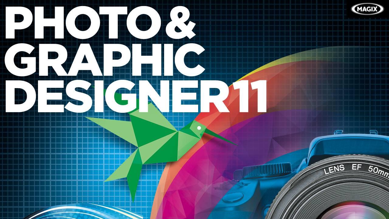 Magix Photo Amp Graphic Designer 11 Уроки