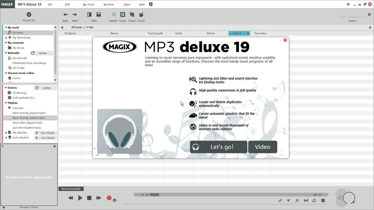 Online tutorial videos