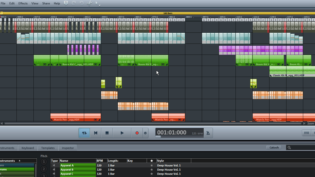 MAGIX Music Maker – Tutorials