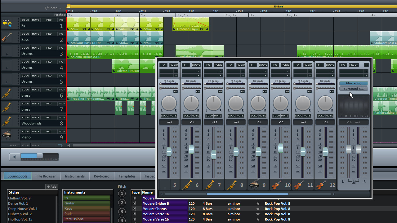 magix tutorials for music maker live how to create a hit