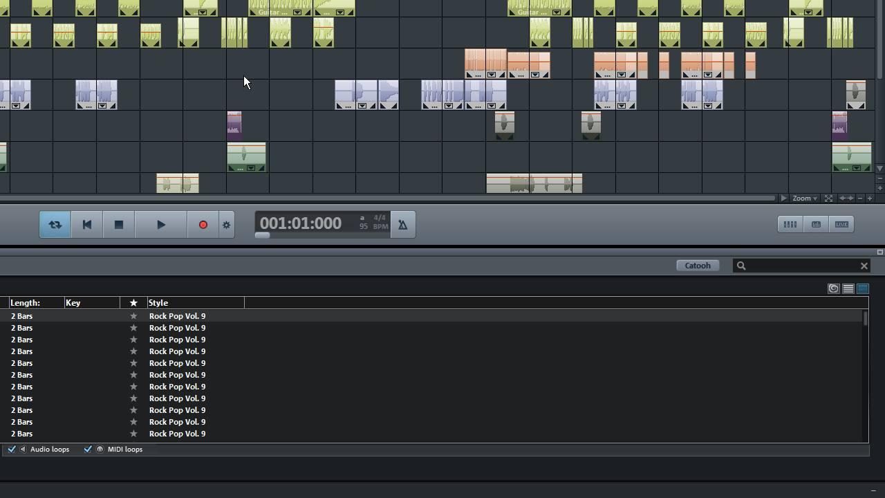 Скачать программу музыкальный конструктор