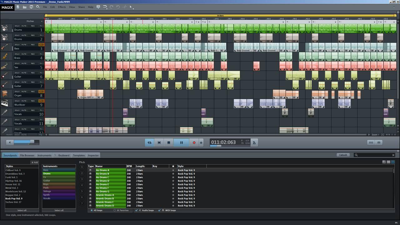 Magix music maker dance edition 6 tutorials.
