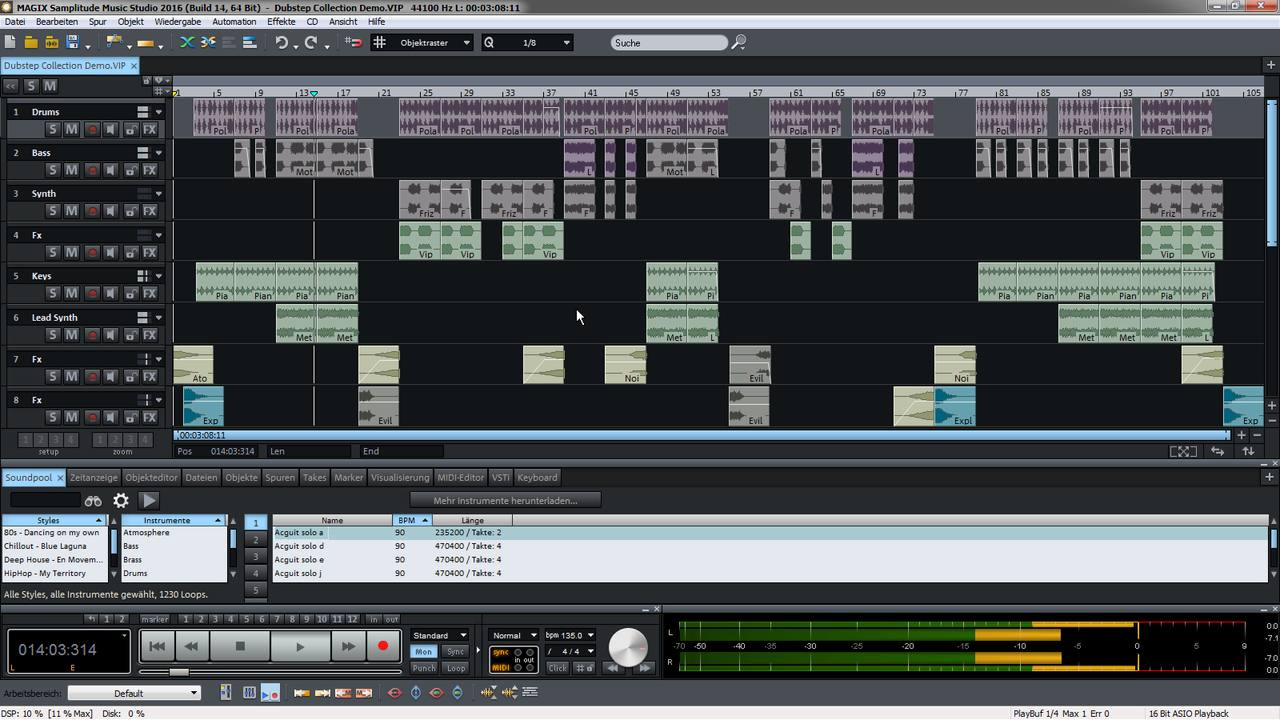 Alle tutorial videos rund um das magix samplitude music studio for Music studio design software