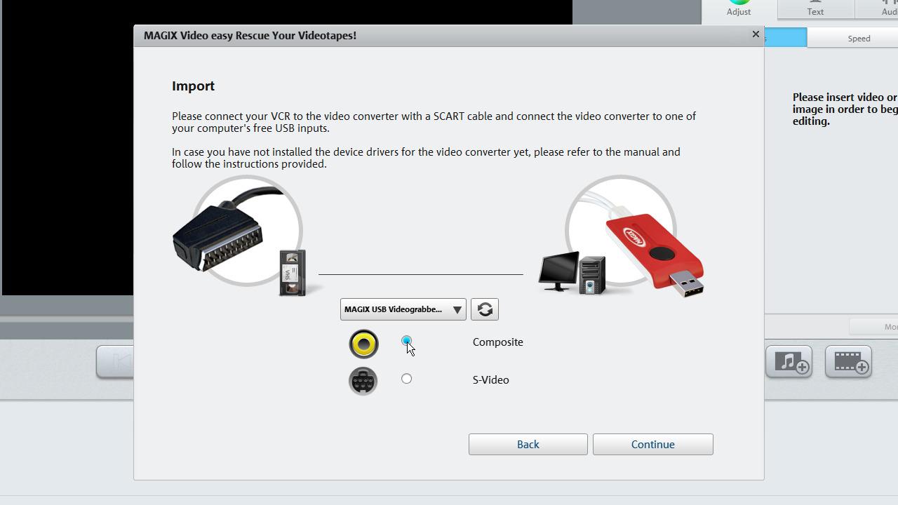 MAGIX USB VIDEO CONVERTER DRIVER WINDOWS XP