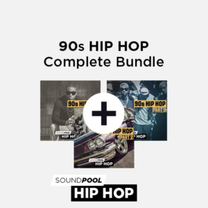 90's Hip Hop - Complete Bundle