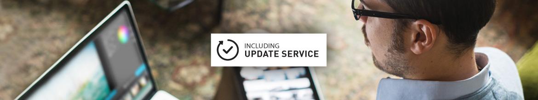 The MAGIX Update Service