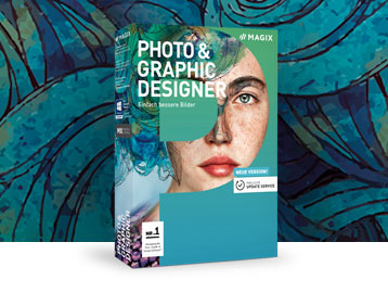 Product box of Xara Photo & Graphic Designer