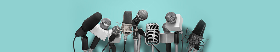 Different microphone types