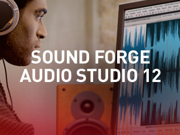 The new SOUND FORGE Audio Studio 12