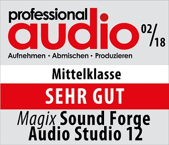 Professional Audio - 02/2018