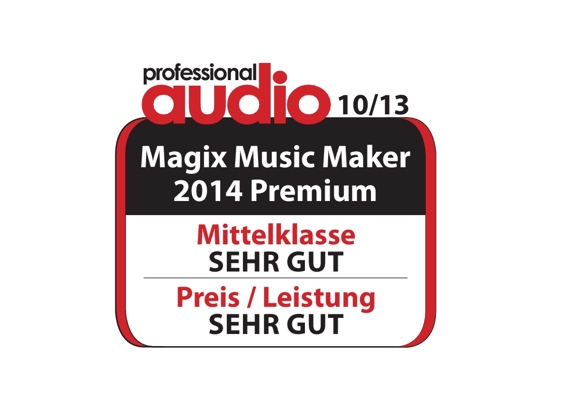 Professional audio - 10/2013